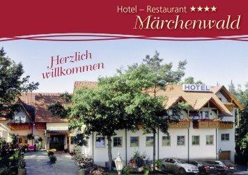 Prospekt - Hotel Märchenwald