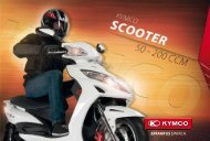 sCooter - Kymco