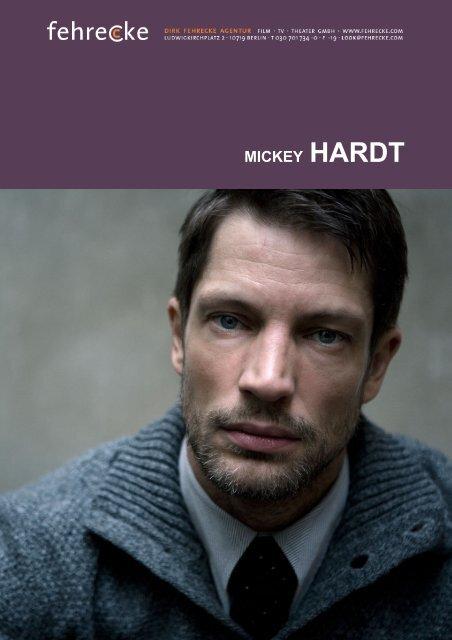Mickey Hardt Jackie Hardt