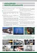 wir sind eine weltweit anerkannte marke der wägetechnik - UTILCELL - Seite 5