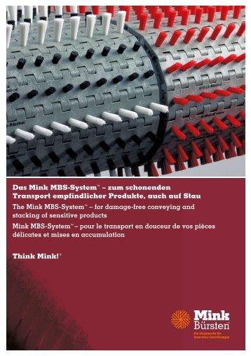 Das Mink MBS-System™ – zum schonenden ... - Interempresas