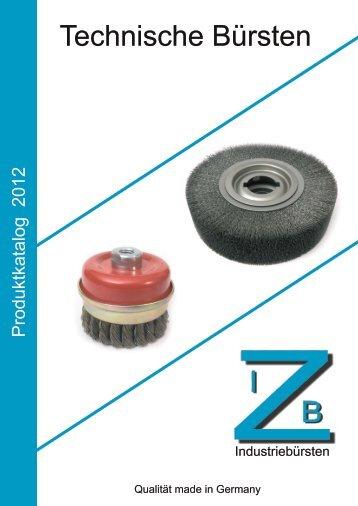 Katalog 2012-06 - Zeus Industriebürsten