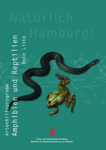 Artenhilfsprogramm und Rote Liste Amphibien und ... - BG-WEB.de