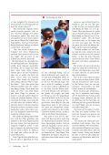 Gebete und Unterricht Oktober 2010 Tischrei/Cheschwan 5771 - Page 2