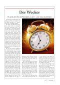 Gebete und Unterricht Oktober 2010 Tischrei/Cheschwan 5771 - Page 3