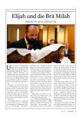 Die 37. Ausgabe von Jüdisches - Chabad Lubawitsch - Berlin - Page 3