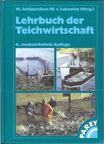 Lehrbuch der Teichwirtschaft (2,5mb) - KoiCompetence
