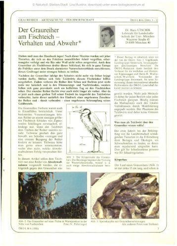 Fischteiche magazine for Fischteich schutz