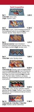 Speisekarte - Shinyu - Sushi House - Seite 5