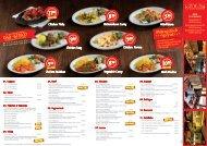 Party- und Hochzeitscatering - Restaurant Zala