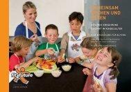 gemeinsam Kochen und essen - Fit-4-Future