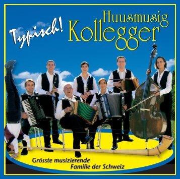 Booklet Kollegger.indd - Andy Kollegger