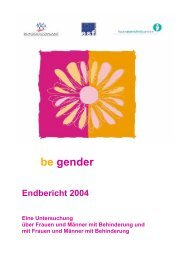 4 be gender - Frauengesundheitszentrum Graz