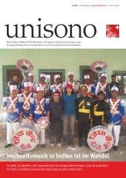 Hochzeitsmusik in Indien ist im Wandel - Schweizer Blasmusikverband