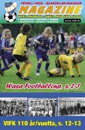 Wasa Footballcup, s. 2-3 - Vifk