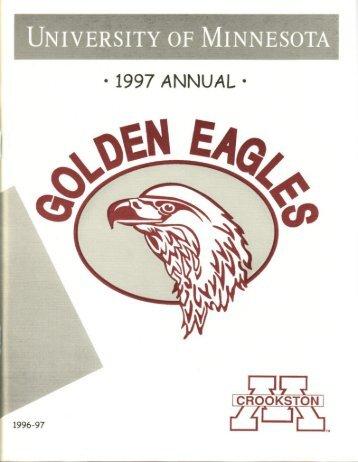 Trojan 1997 - Yearbook - University of Minnesota, Crookston