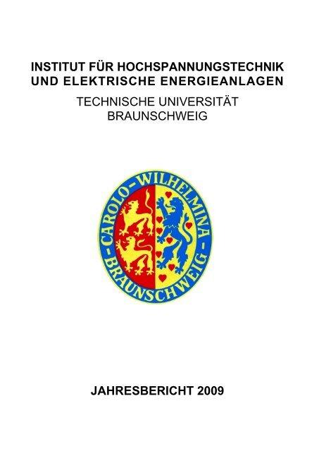 institut für hochspannungstechnik und elektrische energieanlagen ...