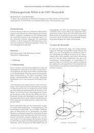 Elektromagnetische Wellen in der EMV Messtechnik - COMSOL.com