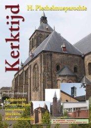 Pastor Theo Siegmund overleden - St. Plechelmusbasiliek Oldenzaal