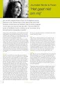 'Wetenwat je wilt is een grootgeluk' - Humanistisch Verbond - Page 4