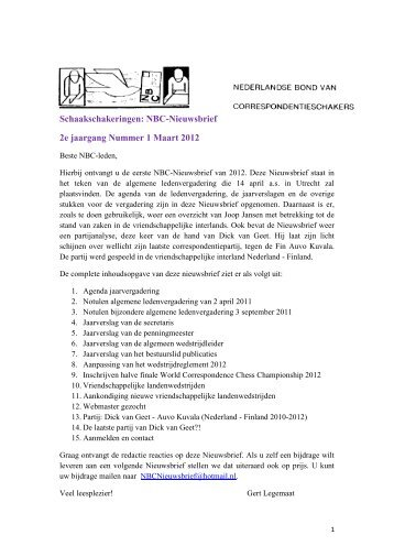 download - Nederlandse Bond van Correspondentieschakers
