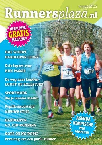 Maart 2012 - Runnersplaza