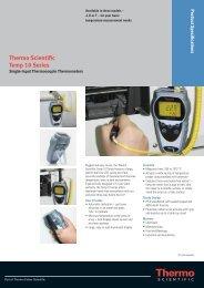 TS Temp 10 Series Leaflet_R1.indd - Eutech