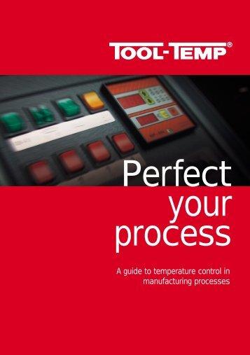 Perfect your process - Tool-Temp