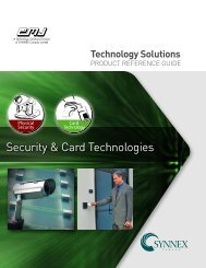 Security & Card Technologies - SYNNEX Corporation