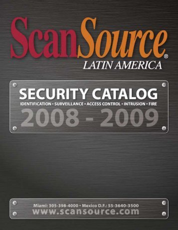 Who we are - ScanSource Security