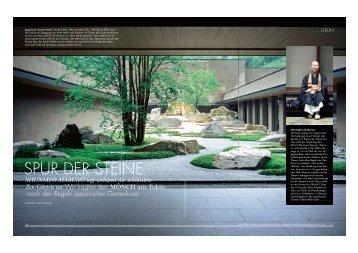 SHUNMYO MASUNO legt weltweit die schönsten Zen ... - Taopan