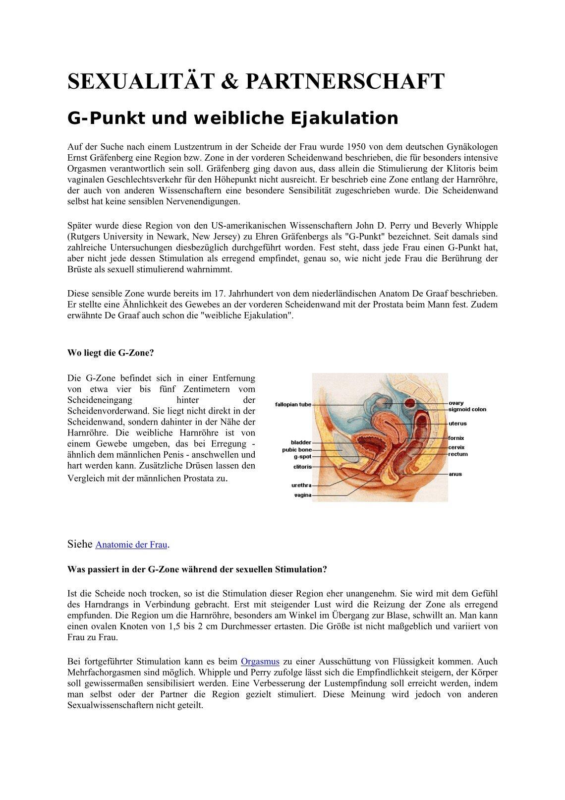 ejakulationsstimulering