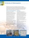 Oenofine XL Filtration Systems (German ... - Pall Corporation (PLL) - Seite 2
