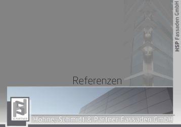 Referenzen - hoehne-schmidt.de