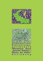 Quartier Rathaus / Häuser der Kunst - Halver