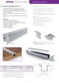 Perfiles de aluminio - Fullwat - Page 3