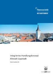 Integriertes Handlungskonzept (Abschlussbericht) - Lippstadt