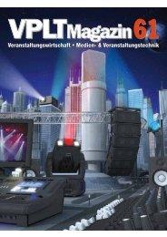 Veranstaltungswirtschaft • Medien- & Veranstaltungstechnik - VPLT