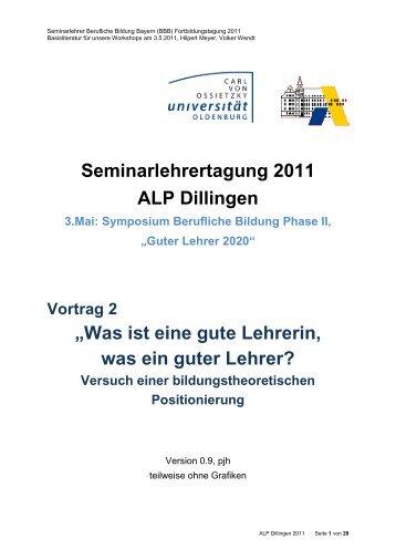Guter Lehrer 2020 - Bayern