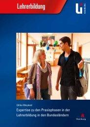 Expertise zu den Praxisphasen in der Lehrerbildung - Landesinstitut ...