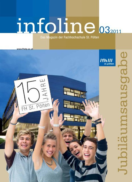 infoline - Fachhochschule St. Pölten