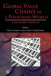 Global Value Chains in a Postcrisis World - Center on Globalization ...
