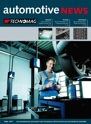 kompetent · schnell · zuverlässig - Technomag AG