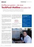 kompetent · schnell · zuverlässig - Technomag AG - Page 6