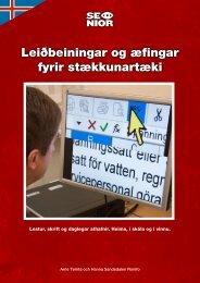 Fæddur Snorri - Þjónustu