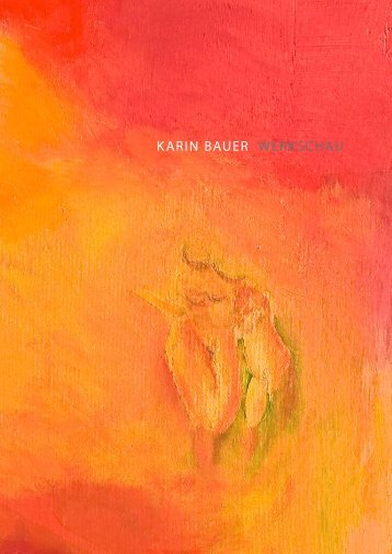 PDF Download Werkschau - Karin Bauer