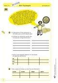 Übungsheft zu den Bildungssstandards Deutsch Klasse 3– 4 ... - Seite 4