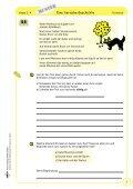 Übungsheft zu den Bildungssstandards Deutsch Klasse 3– 4 ... - Seite 5