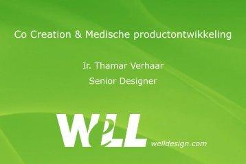 Co – Creation bij Productontwikkeling