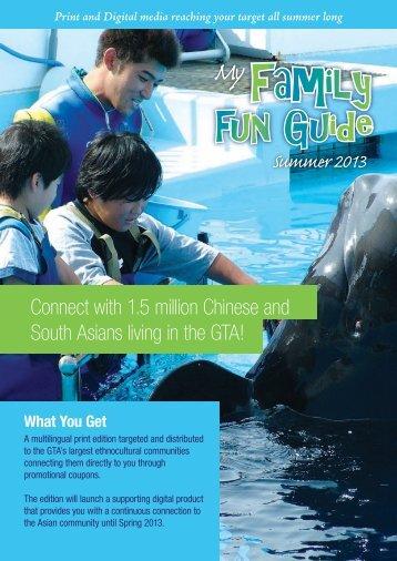 1/2 Page Program $ 4298.00 - Summer 2011 Fun Guide